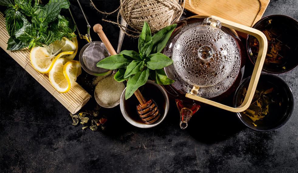 Qual a forma certa para preparar o chá?