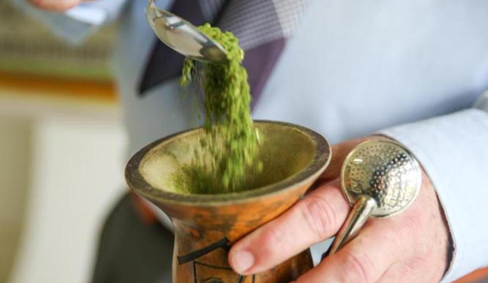 Como curtir a cuia de chimarrão