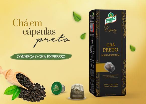 Chá-Expresso-Preto