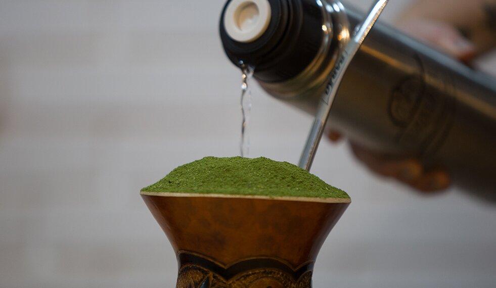 como conservar erva mate
