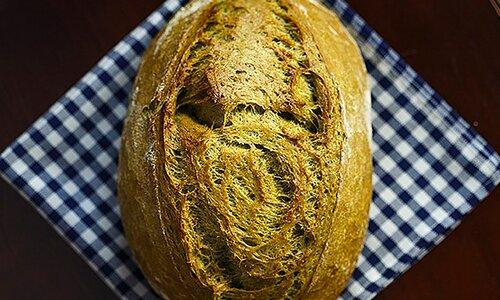 pão de erva mate
